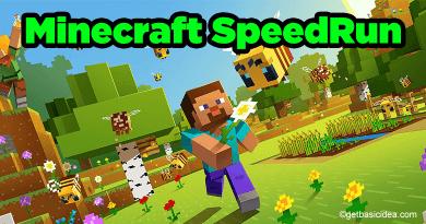 Minecraft Speedrun