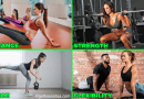 The 4 main types of exercise