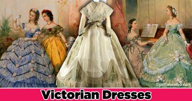 Victorian Dresses - Victorian Era Dresses