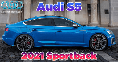 Audi S5 2021 Sportback Review Pricing and Specs