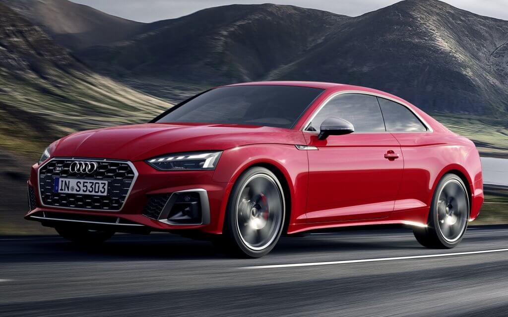 S5 Sportback Specifications.