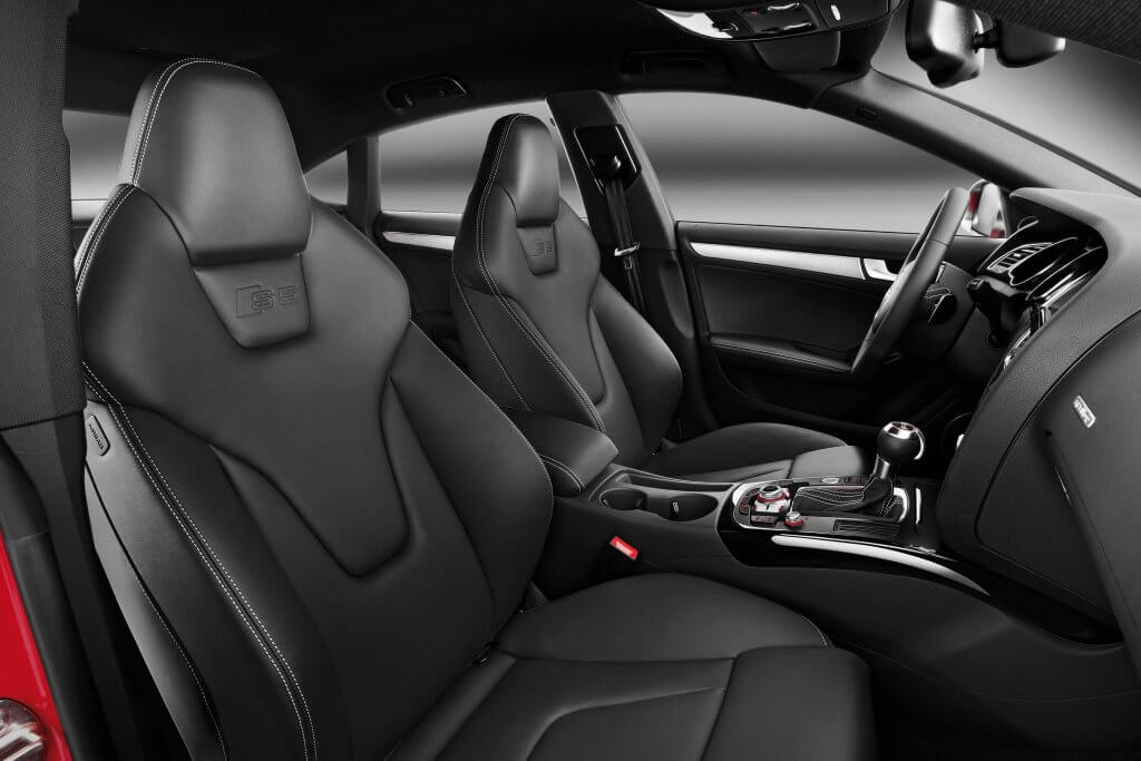 Sportback S5 Driver assistant features.