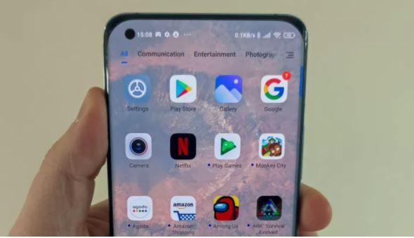 Fan-made renders of the Xiaomi Mi 12