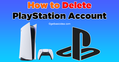 How to Delete PlayStation Account
