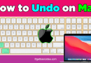 How to Undo on Mac