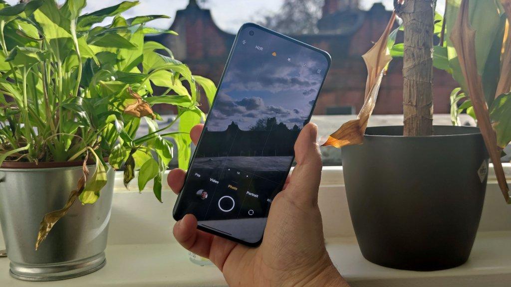 Xiaomi Mi 12 camera