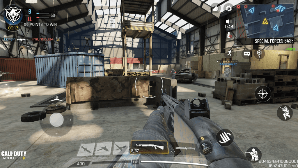Call of Duty Mobile Mod APK Gameplay