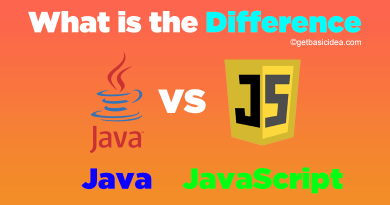 What is the Difference Between Java and JavaScript